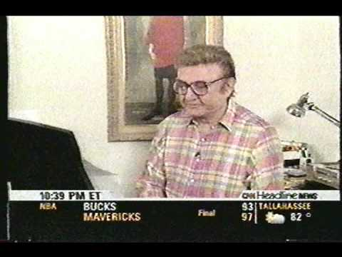 Headline News - on the Death of Steve Allen - Oct. 31, 2000