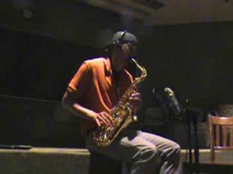John Legend - All Of Me - Alto Saxophone by charlez360