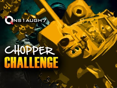 Chopper Challenge [1] (Challenge Series-Black Ops-Solo)