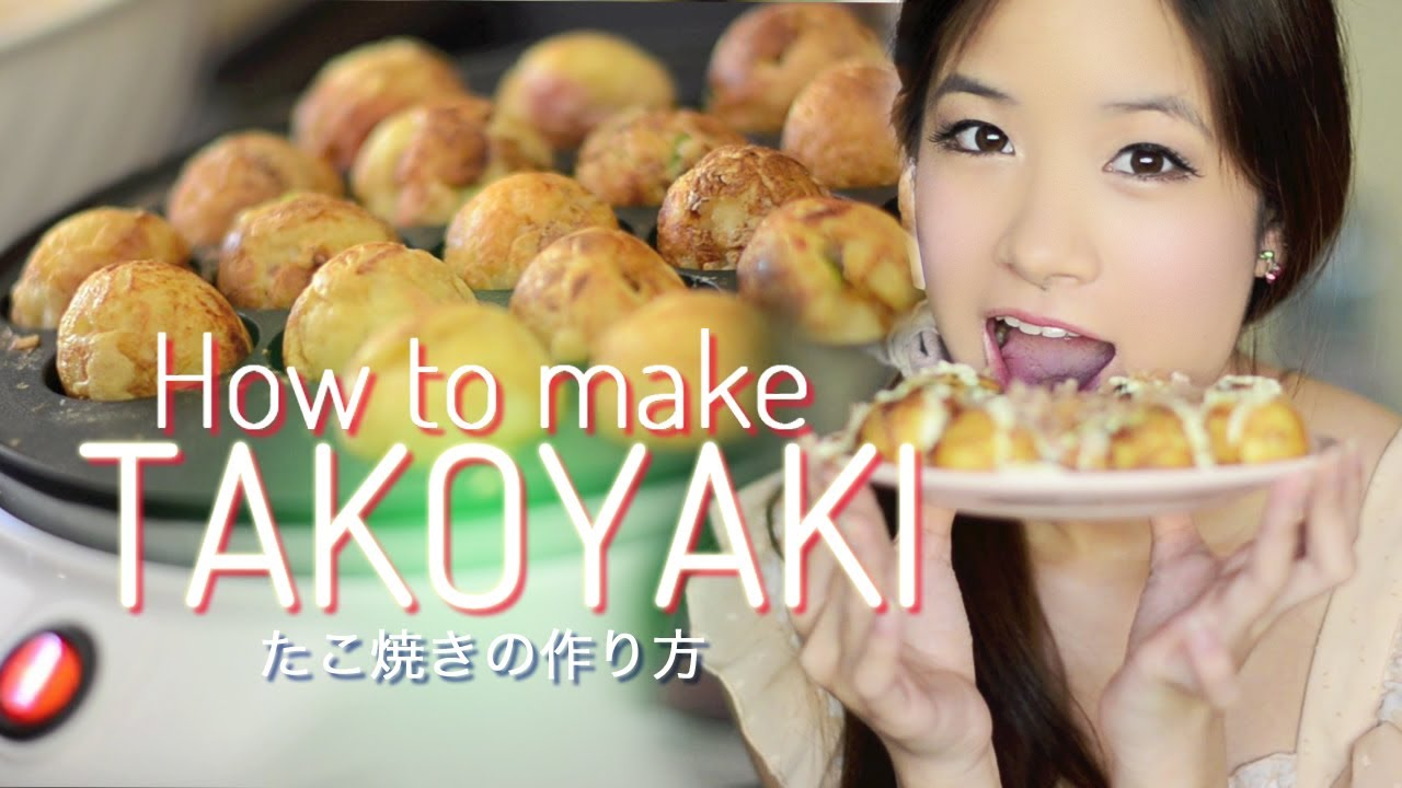 How to make takoyaki