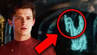 ETERNALS Revealed in Spider-Man Far From Home? MCU Mutant Theory | Explained