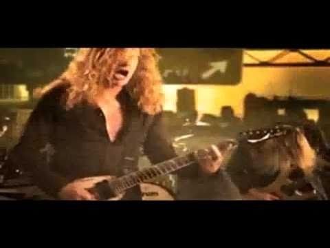 Megadeth - Never Walk Alone..A Call To Arms Subtitulado