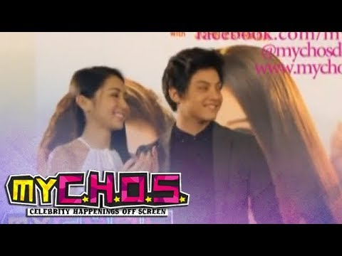MYCHOS presents DANIEL and KATHRYN Thanksgiving Dinner Part 2