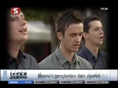 Bosnalı Gençlerden Ilahi Ziyafeti - Jedna Je Istina video