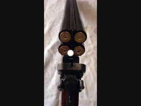 4 barrel door breaching shotgun youtube for 12 ga door breaching rounds