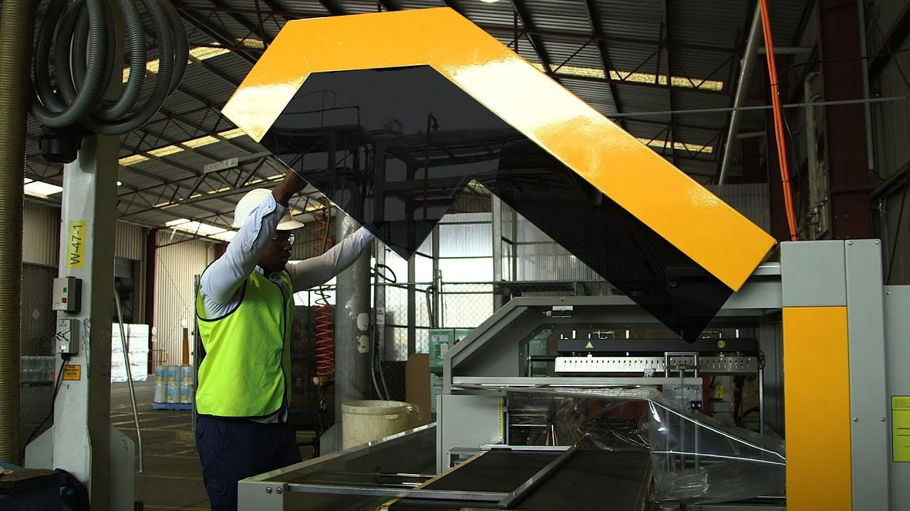 Fork Lift Guarding : Machine guards safety training video safetycare free