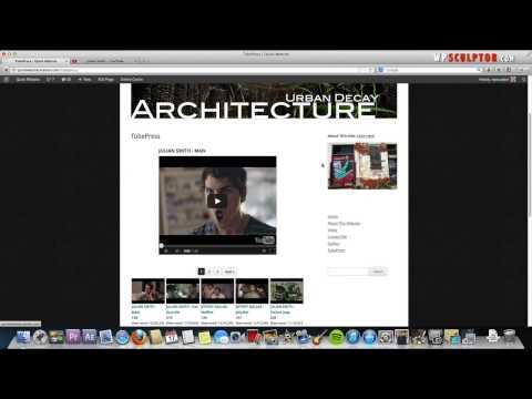 Youtube Gallery Plugin For WordPress - Video Tutorial