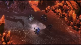 StarCraft II: Campaign Collection - Wings of Liberty 28 - Belly of the Beast