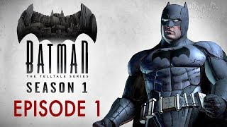 Batman: The Telltale Series - Episode 1 - Realm of Shadows (Full Episode)