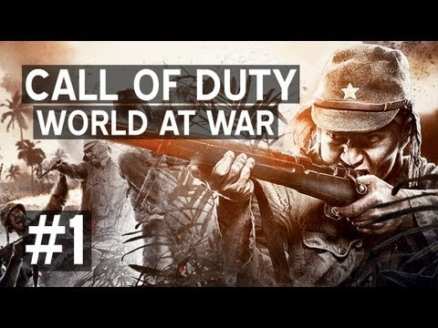 CoD WaW: Random Multiplayer: We're in Japan! w/ Ze & Friends - Ep. 1
