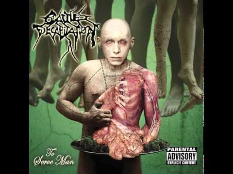 Cattle Decapitation - Colonic Villus Biopsy Performed On The Gastro - In