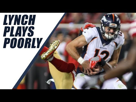Broncos Vs 49ers Recap