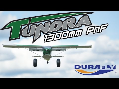 Durafly Tundra 1300mm PnF - Hobbyking Product Video