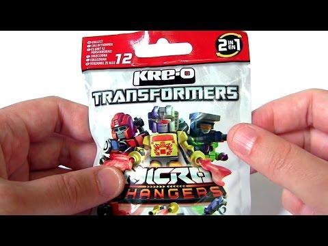Kre-O TRANSFORMERS Micro Changers Blind Bag Bonanza Episode 31