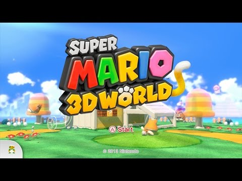 Mario 3D World Review