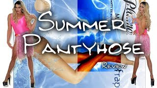 Summer Pantyhose - Platino Frappe | Catch Queen