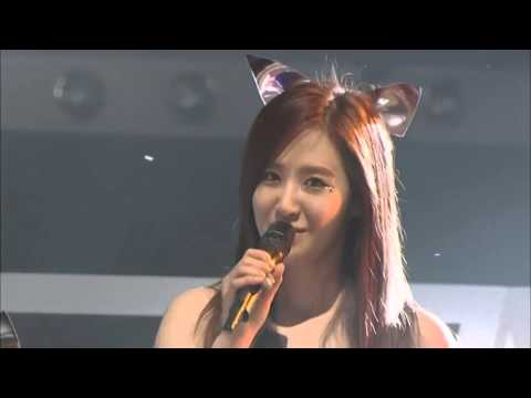 SNSD - Time Machine + All My Love Is For You