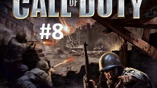 ЭПИК НА МОТОЦИКЛЕ !!! Call of duty Второй фронт 8 серия