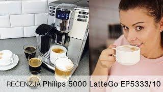 Recenzja ekspresu do kawy Philips 5000 LatteGo EP5333/10