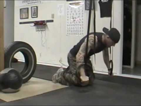 Gymnastic Rings Chest Workout
