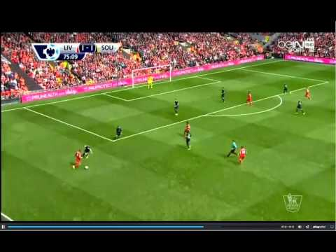 Liverpool vs Southampton Highlighst 2:1 Aug 2014 Highlights All Goals