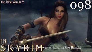 Adrak in Skyrim Chapter 098 Mithril: Tree Sprite