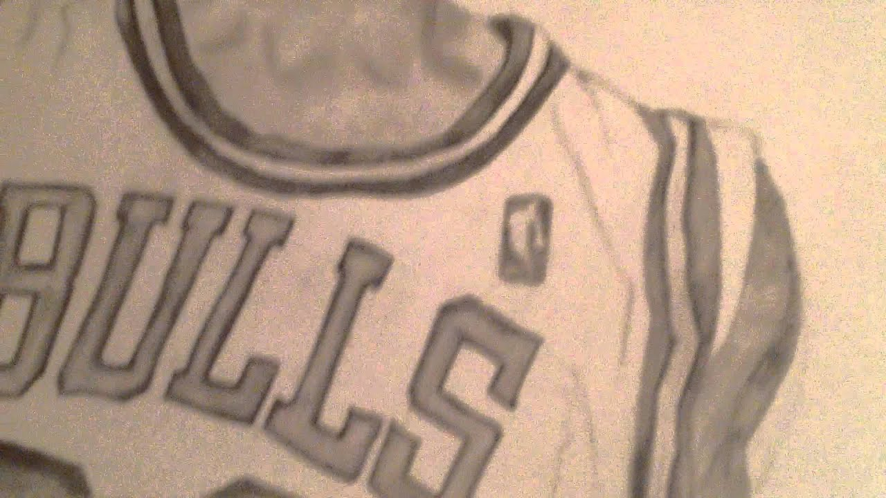 Derrick Rose Drawing Step by Step Drawing Derrick Rose 11 Year