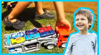 Recycling Hot Wheels Cars