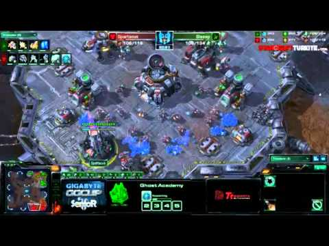 Sleeep vs Spartacus - Kazananalar Finali 1. Maç