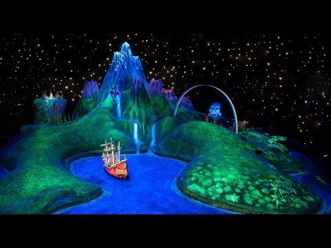 Peter Pan's Flight - Disneyland Paris