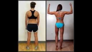 Jillian Michaels Ripped in 30 Days Final Results Before and After Pictures HD