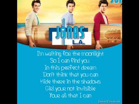 Jonas Brothers - Invisible