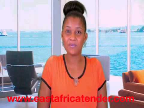 Shilole advertising the East Africa Tender portal