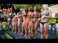 bikini contest 2014 at gilligan's island bar siesta key sarasota  Picture