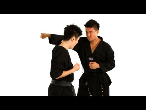 Taekwondo Self Defense: Outside Block Technique | Taekwondo Training Image 1