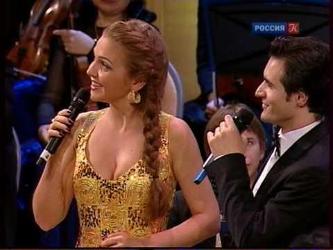 Старый клён- Марина Девятова и Павел Колгатин