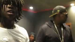 Master P Video - MASTER P CHIEF KEEF & FAT TREL - IN THE STUDIO