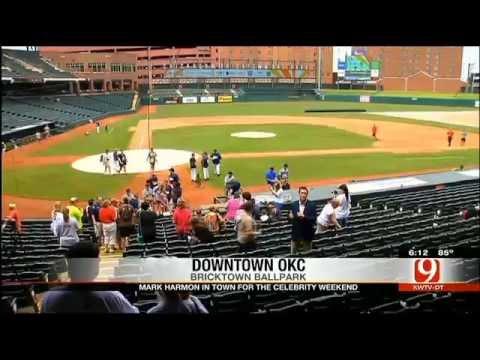 Mark Harmon In Oklahoma For 14th Annual Celebrity Weekend   News9 com   Oklahoma City, OK   News, We