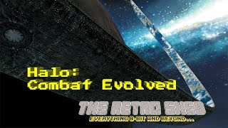 Halo: Combat Evolved | The Retro Shed