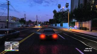 Avermedia LGP Lite GL310 Test Video GTA V PS4 1080p ᴴᴰ
