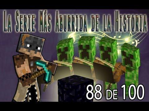 LA SERIE MAS ABURRIDA DE LA HISTORIA - Episodio 88 de 100 - Cámara