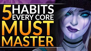 5 MUST KNOW Tips EVERY CARRY MUST MASTER - INSANE MMR Tricks - Dota 2 Pro Guides