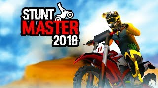 Stunt Master -Bike Race Android Gameplay ᴴᴰ