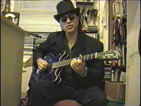 Intermediate Blues Guitar Instruction