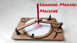 Make your Own: Drawing Making Machine
