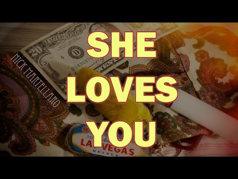 She Loves You Beatles Cover (LYRIC VIDEO) by Nick Martellaro