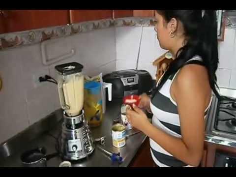 Como hacer un postre de maracuy youtube - Como hacer mousse de yogurt ...