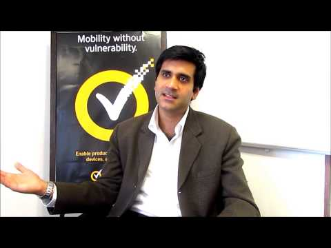Ritesh Chopra, Country Sales Manager, Consumer Products & Solutions, Symantec Corporation