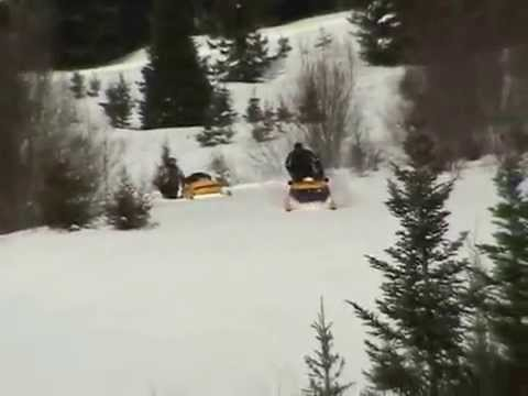 ski-doo 2008 TeamX Quebec