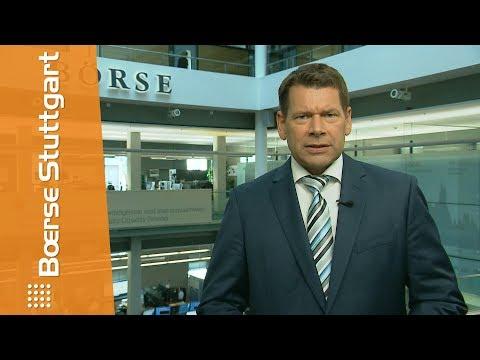Börse am Feierabend: Gewinnwarnung von Conti setzt Anlegern zu   Börse Stuttgart   Aktien